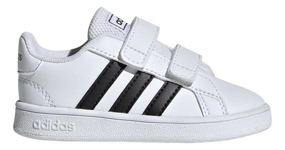 Zapatillas adidas Moda Grand Court I Bebe Bl/ng
