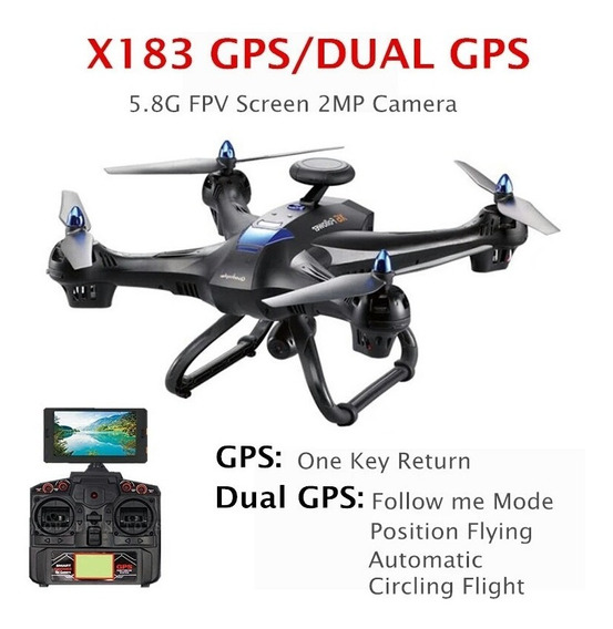 Global Drone X183