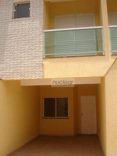 Imagem 1 de 17 de Sobrado Com 3 Dormitórios À Venda, 110 M² Por R$ 400.000,00 - Cidade São Mateus - São Paulo/sp - So2048