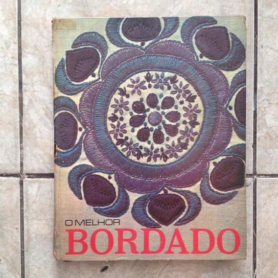Livro O Melhor Bordado 1973 - 324 Páginas - Capa Dura C2