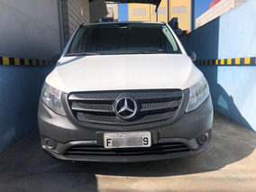 Mercedes Benz Vito Tourer 119 Flex 2.0 Turbo 2015/2016