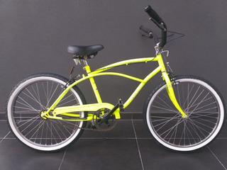 Bicicleta Playera Zenith Rodado 24