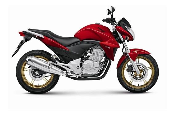 Tanque Moto Honda Cb 300 Vermelho 2009/10/11/12