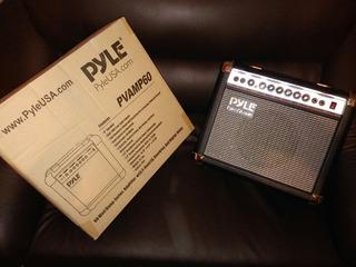 Amplificador Pyle 60 Watt Pvamp60 Nuevo Sellado De Caja