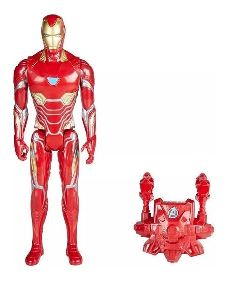 Iron Man Titan Hero Power Fx Marvel Infinity War Sonidos Esp