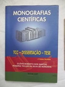 Monografias Cientificas - Tcc - Dissertação - Tese