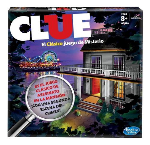 Imagen 1 de 2 de Clue - Hasbro Gaming