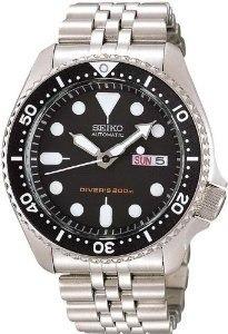Relógio Seiko Skx007kd Dive Automatico Black Original Skx007