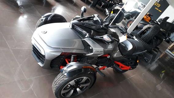 Spyder Rs 1300 F3 2016
