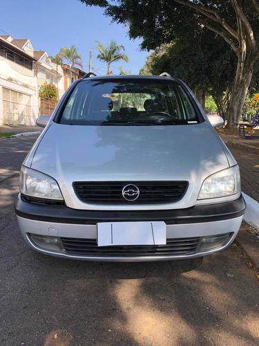 Chevrolet Zafira 2.0 8v Cd 5p