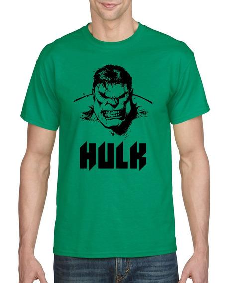 Playera Avengers Endgame - Hulk - Envió Gratis.