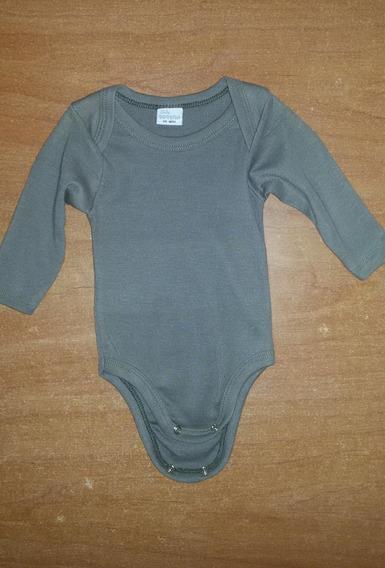 Remate Body Bebé Niño 3 - 6 Meses Bambino Como Nuevo