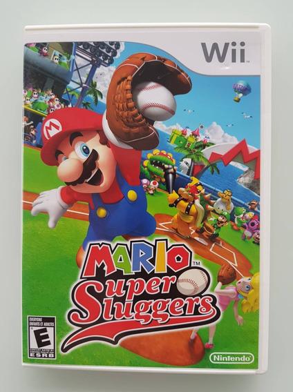 Mario Super Sluggers Original Wii