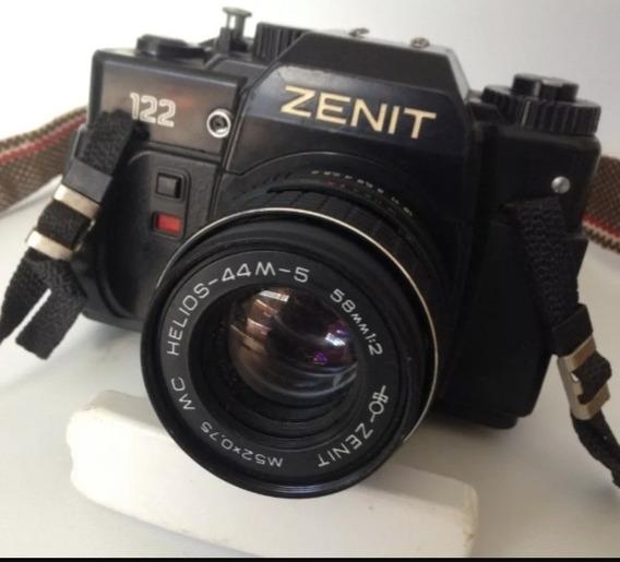 Camera Antiga Maquina Camera Fotografica Zenit 122