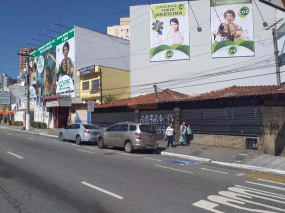 Terreno No Bairro Centro Em Sao Bernardo Do Campo - V-29551