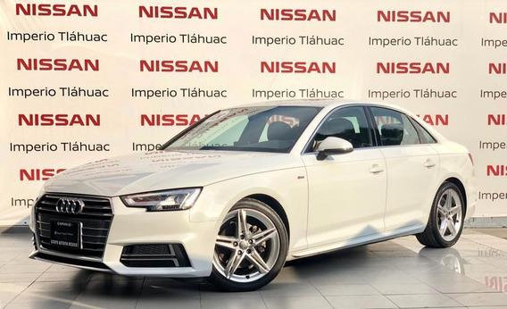 Audi A4 S Line 190 Hp. Adquiérelo A Credito!! S