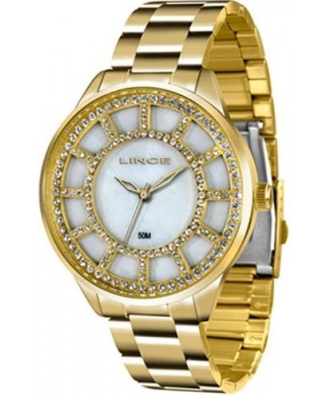Relógio Feminino Lince Casual Lrg4378lb1kx