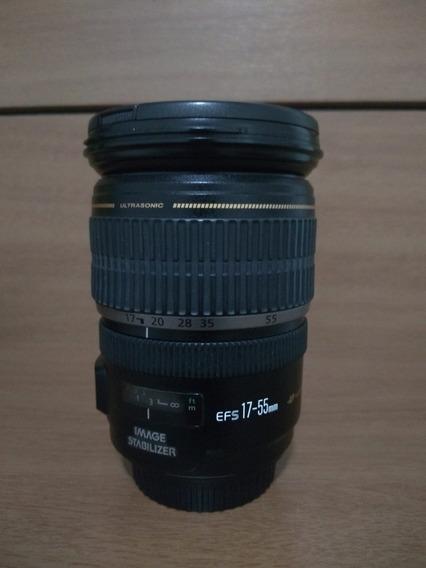 Lente Canon 17-55 F2.8