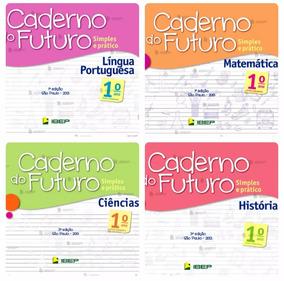Coleção Caderno Do Futuro 1 Ano Do Aluno