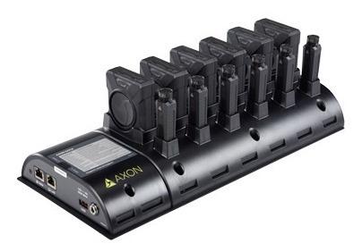 Carregador P/ Filmadora Axon Flex 2, Modelo Axon Dock 11537