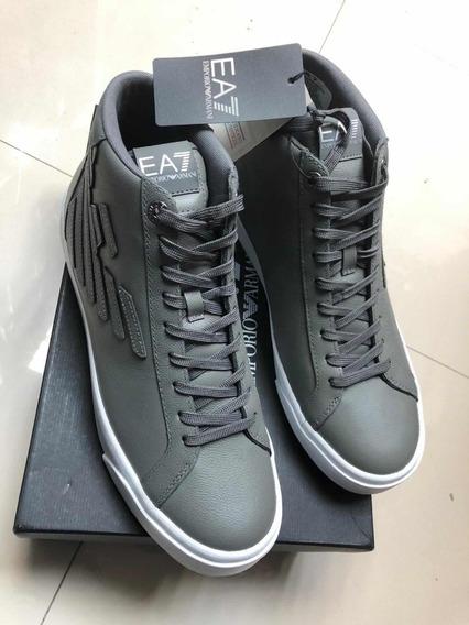 Sneakers Zapatos Tenía Emporio Armani