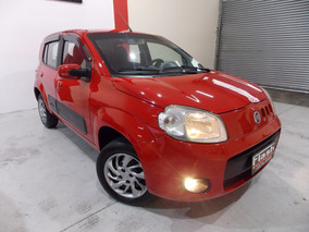 Fiat Uno 1.4 Attractive 2012 4 Portas Completo