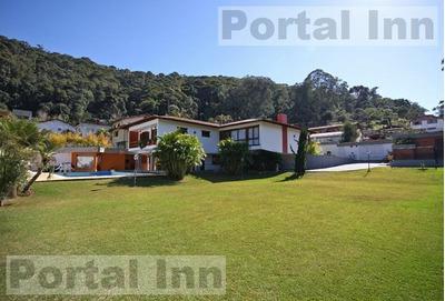 Casa Para Venda Em Teresópolis, Vale Do Paraíso, 5 Dormitórios, 4 Suítes, 5 Banheiros, 6 Vagas - 4024