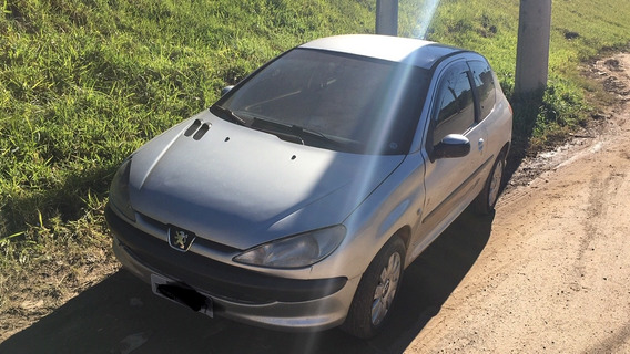 Peugeot 206 1.6 16v Quicksilver 2004 - 2pts