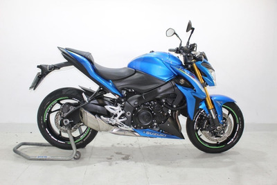Suzuki Gsx S 1000 Abs 2016 Azul
