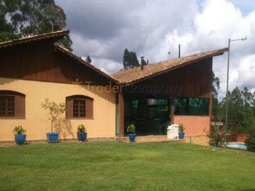 São Roque Chacara 4 Dormitórios/2 Suites 4 Vagas 800,00m² De Construção R$1.550.000,00 - Ch00003