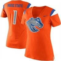 Remera Mujer Nike Talle S! Futbol Americano... Broncos Nfl