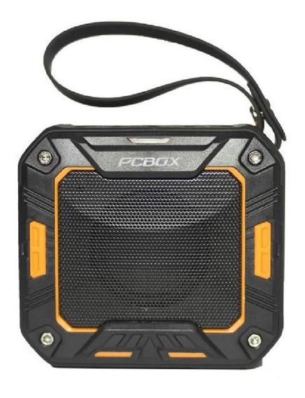 Parlante Bluetooth Ackson 5w Manos Libres Naranja