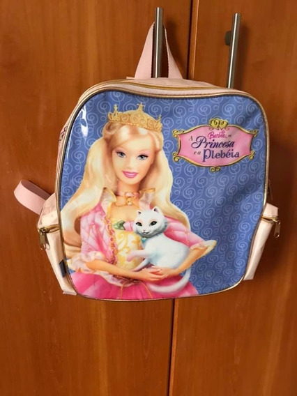 Mochila Infantil Barbie