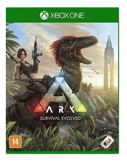 Ark Survival Evolved Xbox One Mídia Digital + Brinde