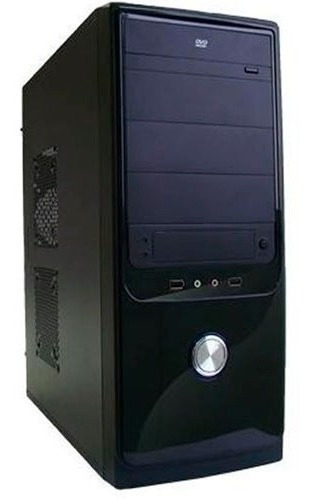 Cpu Celeron 4gb 160gb Teclado E Mouse + Monitor 15 Positivo