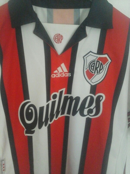 Camiseta Alternativa River Plate 2001 - Estampado Original