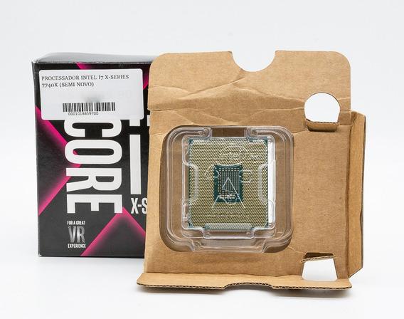 Processador I7- 7740x - X- Series (semi Novo)