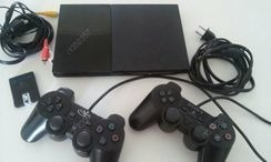 Ps2 Play Station 2 Console Jogos No Pendrive