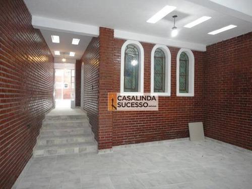 Imagem 1 de 30 de Sobrado À Venda, 235 M² Por R$ 850.000,00 - Vila Matilde - São Paulo/sp - So0906