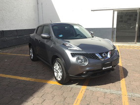 Nissan Juke Advance Navi Cvt 2017
