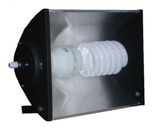 Proyector Reflector - Portalampara E40 - Sin Lampara