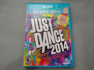 Just Dance 2014 Original Para Nintendo Wii U