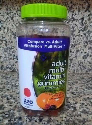 Enciclopedia Multivitaminico Adultos En Gomitas 320 Gomitas