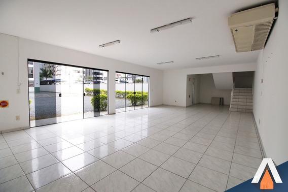 Acrc Imóveis - Imóvel Comercial No Bairro Jardim Blumenau, Com Amplo Estacionamento, 08 Salas - Sa00409 - 33738487