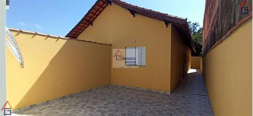 Imagem 1 de 15 de Casa Para Venda Em Itanhaém, Balneário Vila Loty, 2 Dormitórios, 1 Suíte, 1 Banheiro, 2 Vagas - 935_1-1930771