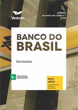 apostila vestcon banco do brasil 2013