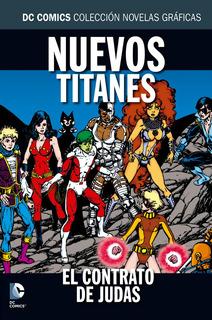 Coleccion Dc Salvat - Nuevos Titanes: El Contrato De Judas