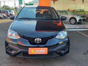 Toyota Etios 1.5 X Plus Sedan 16v Flex 4p Automático