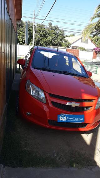 Chevrolet Sail Ls 1.4 2013