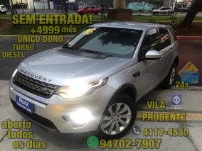 Land Rover Discovery Sport Se 2.0 Td4 Diesel 0 Entrada +4999